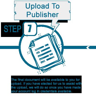 Ebook Formatter Flow